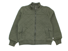 Wheat thermal jacket Arno dark army