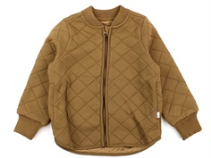 Wheat thermal jacket Loui caramel