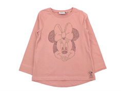 Wheat t-shirt Minnie soft rouge