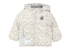 Wheat winter jacket Bambi pale rose