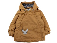 Wheat winter jacket Cillo caramel