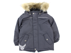 Wheat winter jacket Elton iron