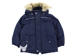 Wheat winter jacket Elton navy