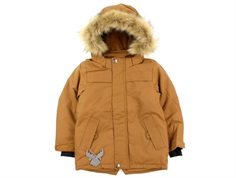 Wheat winter jacket Julian caramel