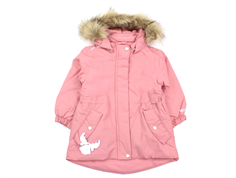 Wheat winter jacket Mona soft peach rose