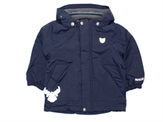 Wheat winter jacket Tinus navy