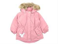 Wheat winter jacket Tusnelda blush