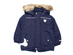 Wheat winter jacket Vilmar navy