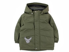 Wheat winter jacket Shane army leaf