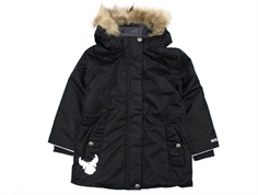 Wheat winter jacket Elice black metallic