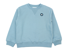 Wood Wood sweatshirt Rod dusty blue