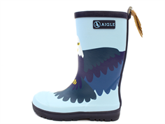 Aigle Woodypop rubber boot eagle
