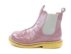 Angulus ancle boot dusty fuxia
