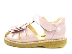 Angulus sandal pale rose lacquer flower