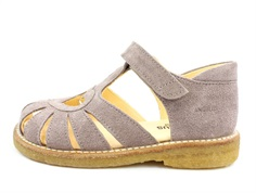 Angulus sandal dusty lavender with heart