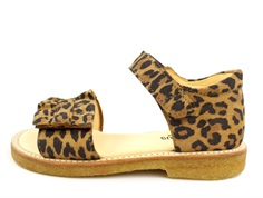 Angulus sandal leopard with frill