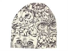 Soft Gallery Beanie cream owl