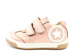 Bisgaard shoes coral metallic with star