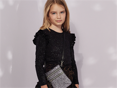 Petit by Sofie Schnoor blouse black silver