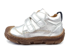 Bundgaard Kean shoes silver with velcro