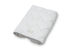 Cam Cam blanket baby gray wave