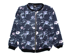 Petit by Sofie Schnoor cardigan/jacket black flowers