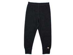 Joha leggings black wool/cotton