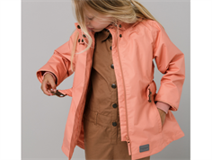 MarMar transition jacket Odette muted coral