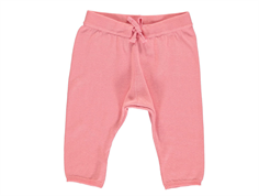 MarMar Pliu pants fine cotton knit blush