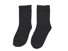 MilkyWalk socks cotton black (4-pack)