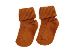 MP socks cotton sienna (2-Pack)