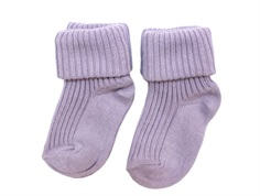 MP socks cotton soft lavender (2-Pack)