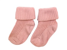 MP socks cotton peach rose (2-Pack)