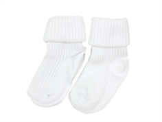 MP socks cotton white (2-pack)