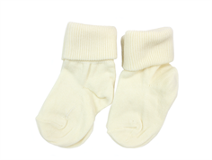 MP socks cotton off white (2-pack)