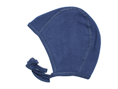 Noa Noa Miniature cap for babies dress blue