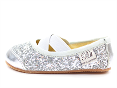 21ef61b9 Petit by Sofie Schnoor ballerina silver with glitter