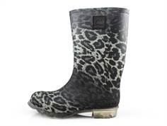 Petit by Sofie Schnoor rubber boot gray leopard