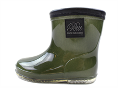 Petit by Sofie Schnoor winter rubber boot army