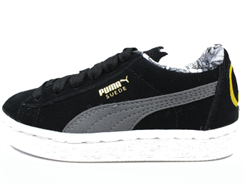 152b29ac901c Buy Puma Suede Batman sneaker black-steel gray at MilkyWalk