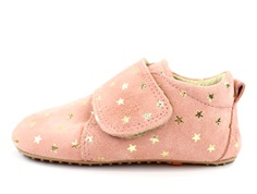 Arauto RAP slippers rose star suede