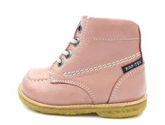 Arauto RAP winter boot pink zip and TEX