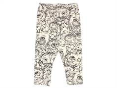 Soft Gallery Paula baby leggings cream owl