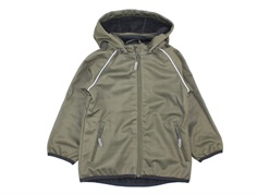 Wheat transition jacket/soft shell jacket Carlo army leaf