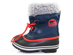 Sorel winter boots Yoot Pac navy