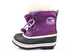 Sorel winter boots Yoot Pac purple