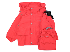 Ver de Terre rain wear strawberry sorbet