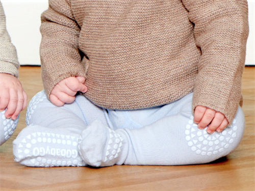 GoBabyGo Baby Girls Tights Blue 80 cm//86 cm
