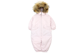 Ver de Terre snowsuit rose powder