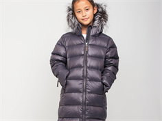 Ver de Terre down winter jacket anthracite